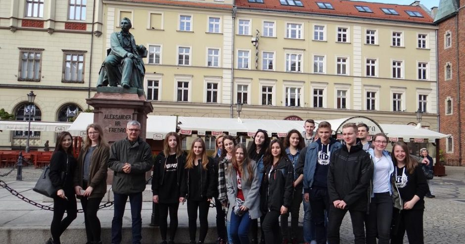 pamiątkowe zdjęcia Wrocław - wymiana polsko niemiecka