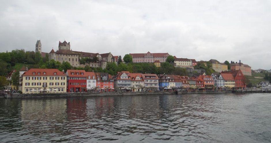 wycieczka turystyczna uczniów na wymianie polsko niemieckiej z Zamościa
