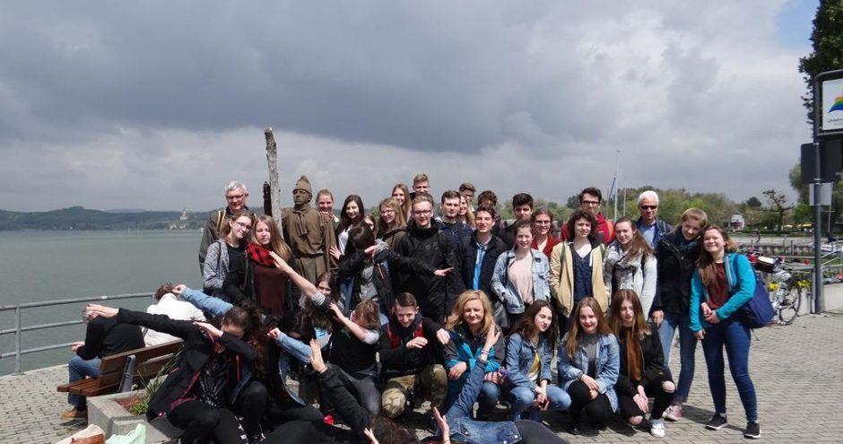 wymiana młodzieży z Freiburgiem