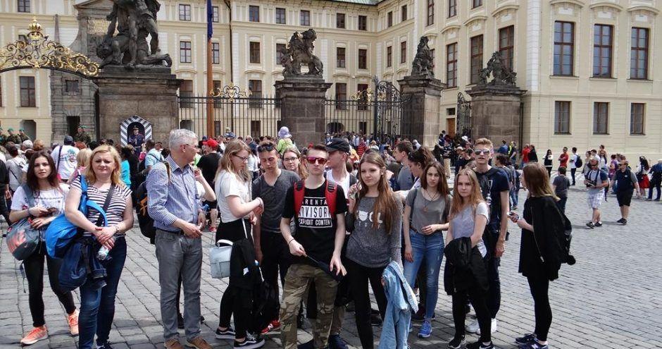 zawiedzanie miasta - wymiana polsko niemiecka